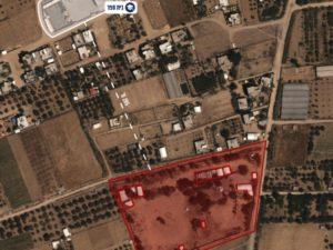 ВВС ЦАХАЛа атаковали военный лагерь ХАМАСа в Газе в ответ на «огненный террор». ВИДЕО